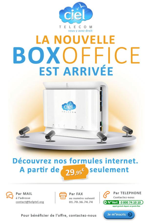 BoxOfficeCielTelecom