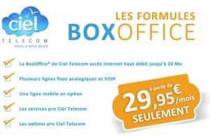 box pro ciel telecom avis