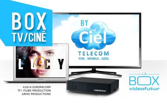 ciel telecom box