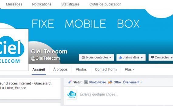 ciel telecom facebook