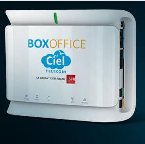 box ciel telecom pro